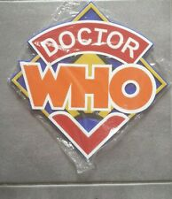 Doctor Who logo Door Sign(laser cut acrylic)