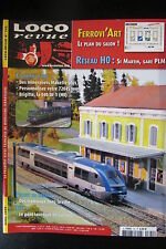 MODELISME FERROVIAIRE TRAIN MAGAZINE LOCO REVUE N° 741 de 2009