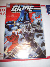G.I. JOE A Real American Hero # 241 RE Altered Reality Exclusive  IDW