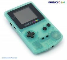 Nintendo GameBoy Color - Konsole #Ice Blue Toys 'R Us Limited Edition