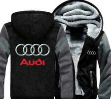 AUDI Automobile Kapuze Reißverschluss Jacke Mantel Winter Warm jacket  ERH6RH2AE