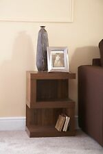 Hampton Acacia Wood Lamp Stand Side Table New