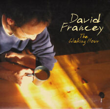 David Francey : The Waking Hour CD (2018) ***NEW***