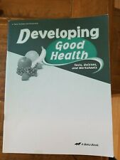 Abeka 4 Delevoping Good Health Student Tests, Quizzes, Worksheets