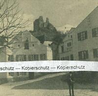 Altmannstein  -  um 1920           W 16-17