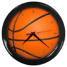 BASKETBALL SPORTS WALL CLOCK  **LOVELY GIFT ITEM***