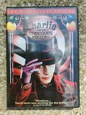 Charlie And The Chocolate Factory (Dvd) • Johnny Depp