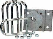 Tie Down Engineering Axle Tie Plate Kit 86522