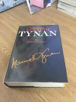 THE LIFE OF KENNETH TYNAN, KATHLEEN TYNAN, Signed Hardback