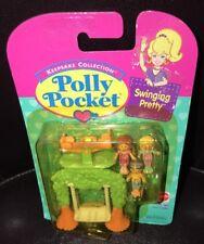 1995 Vintage Polly Pocket Swinging Pretty Playset Mattel 14525 NIP Keepsake NIB