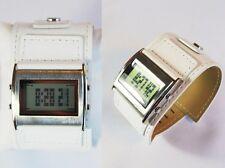 Neu Axcent Zero Herren Damen Armbanduhr weiß Telefonbuchspeicher  #036