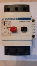 TELEMECANIQUE DISJONCTEUR MOTEUR GV33 ME40/25-40A