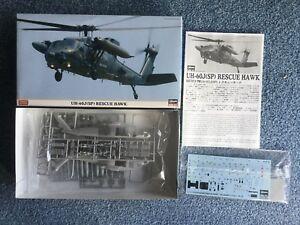 Hasegawa 1/72 UH-60 J (SP) Rescue Hawk plastic model kit # 01965
