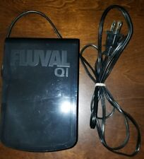 FLUVAL Quiet Q1 Dual Air Pump  (45-80 gal, Up To 300 Liters) A-850 - WORKS!