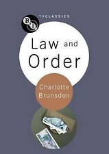 Law and Order (Bfi TV Classics)-ExLibrary
