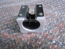 100 Pcs 20 mm SBR20UU Router Motion Bearing Solide Block Unit XYZ CNC SBR Series