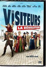 LES VISITEURS   la revolution     dvd neuf  05041736