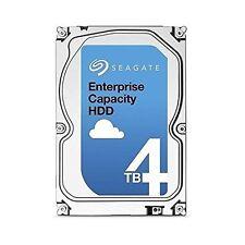 """Seagate St4000nm0115 4 Tb 3.5"""" Internal Hard Drive - Sata - 7200rpm - 128 Mb"""