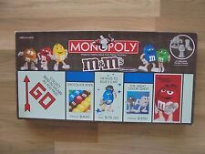 M&Ms Monopoly 2004 BOARDGAME_Board Game_ships from AUS!_xx2_3H
