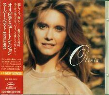 OLIVIA NEWTON JOHN BACK TO BASICS COLLECTION 1971-1992 JAPAN CD+1BONUS OBI