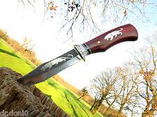 COLTELLO Da Caccia Coltello KNIFE BOWIE Busch COLTELLO COLTELLO Cuchillo Couteau Hunting PUMA