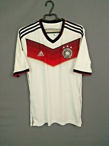 Germany Jersey 2014 2015 Home M Shirt Trikot Mens Football Adidas G87445 ig93