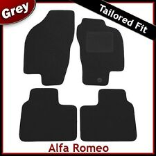 ALFA ROMEO 156 SPORTSWAGON montato su misura moquette tappetini Grigio