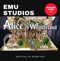 Alice in Wonderland - Hidden Objects (PC) Steam Key Region Free