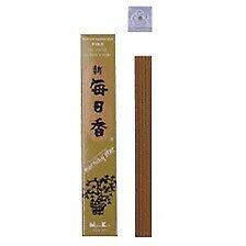 Morning Star Encens Nippon Kodo- 50 Bâtonnets De Pin Et Support