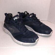 Men's Fila Running Memory Foam SteelSprint Athletic Shoes 11- *Beaters*