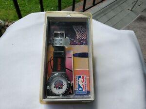 "Vintage 1995 Toronto Raptors NBA Licensed ""Innovative Time"" Watch + Original Box"