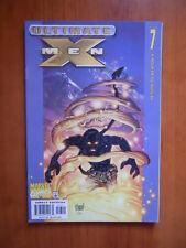 ULTIMATE X-MEN #7 2001 Marvel Comics   [SA41]