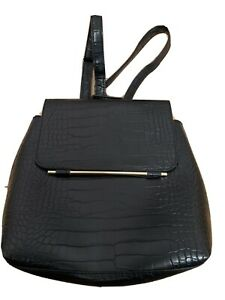 Primary Faux Leather Back Pack