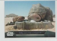 Star Wars The Force Awakens Series 1 Movie Scenes Trading Card 4 of 20