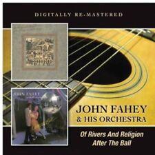CD de musique folk John Fahey