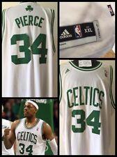 Maglia basket adidas boston celtics nba pierce  shirt jersey trikot