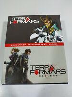 Terraformars + Terraformars Revenge Serie Completa 26 Episodios - 6 x Blu-Ray