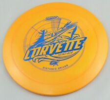 New Gstar Corvette 172g Driver Orange Innova Disc Golf at Celestial Discs