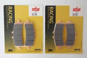 SBS 901 Rs Brake Pads Racing Sinter Suzuki Gsx-R 1000 750 Front Front