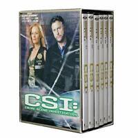 CSI - Crime Scene Investigation - Stagione 04 - Volumi 1-6 - DVD DL005453