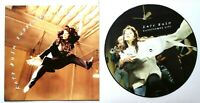 "EX/EX KATE BUSH Rubberband Girl 12"" Vinyl 45 Picture Disc"