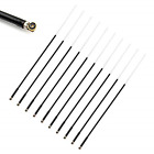 10PCS 100mm 2.4G Receiver Antenna for Frsky X4R X4RSB XM XM+ R-XSR Replacement 4