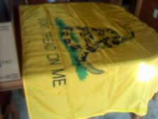 Valley Forge Flag 3 X 5-Foot Nylon Gadsden Historical FLAG 3 X 5 FOOT NEW IN BOX