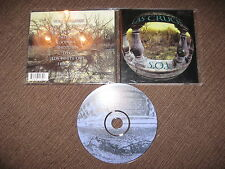 LAS CRUCES S.O.L. CD Brainticket Rec 1996 Solitude Aeturnus Candlemass Crowbar