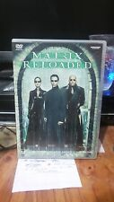 Matrix Reloaded. DVD