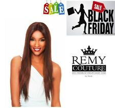 LAURAN WIG 360 REMY COUTURE LACE PURE WIG 100% Human Hair by Sleek BLACK FRIDAY