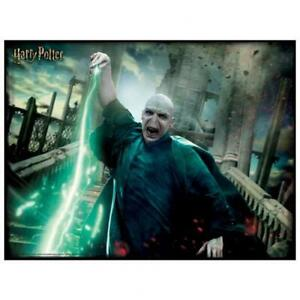 Harry Potter 3D Image Puzzle 500pc Voldemort Official Merchandise