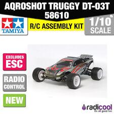 58610 TAMIYA AQROSHOT TRUGGY DT-03T R/C KIT 1/10th RADIO CONTROL