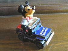 OG610_MICKEY'S MAIL JEEP - automobilina modello Disney n.586 della MATCHROX