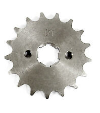 Gearing Upgrade 17 Tooth Front Sprocket for Pioneer XF125L-4B Nevada